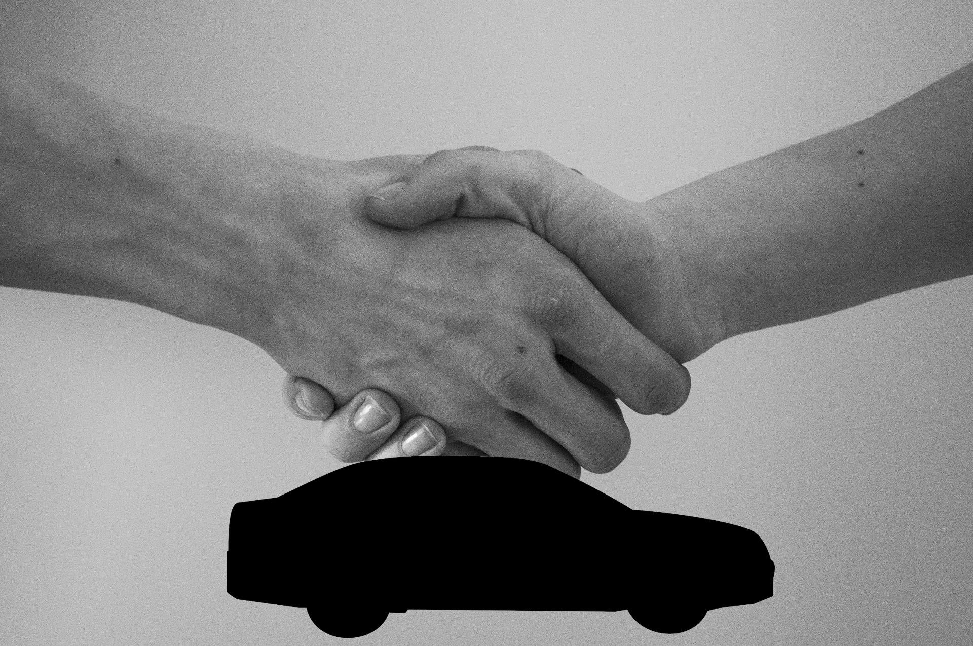 kúpna zmluva na auto