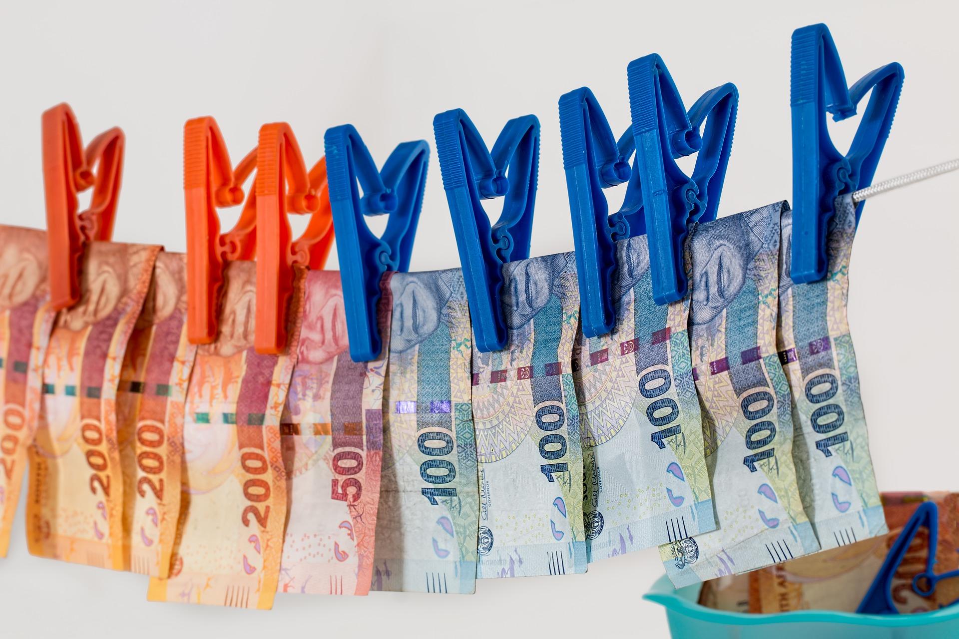 Legalizácia príjmov z trestnej činnosti