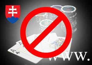 zoznam zakázaných webových sídiel