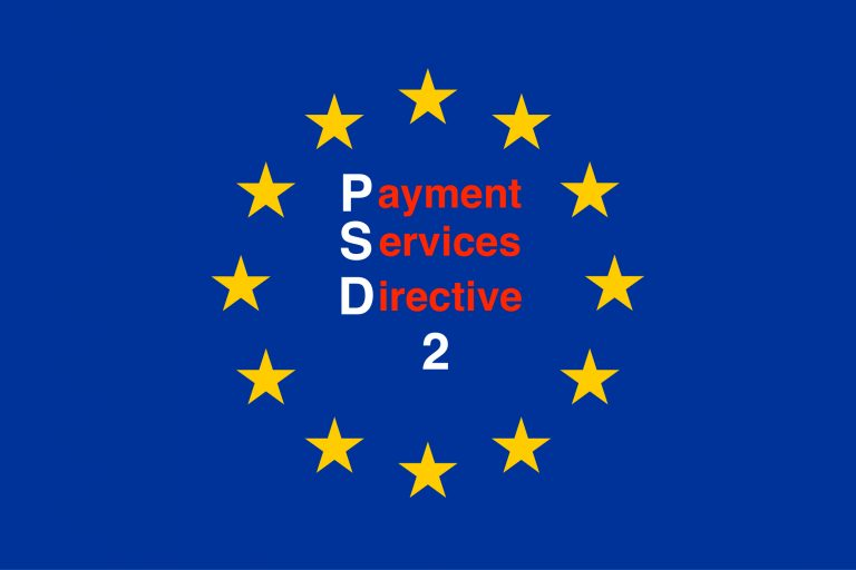 PSD2 = Payment Services Directive 2