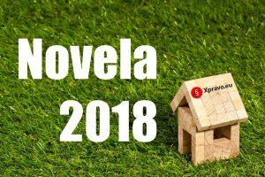 katastrálny zákon novela 2018