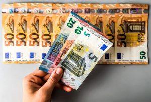 Poškodené bankovky