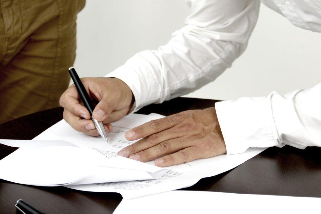 Zmluva o zriadení predkupného práva